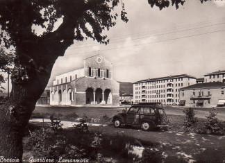 Il quartiere Lamarmora - Brescia anni 50