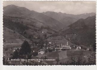 Panorama di Bovegno - Val Trompia