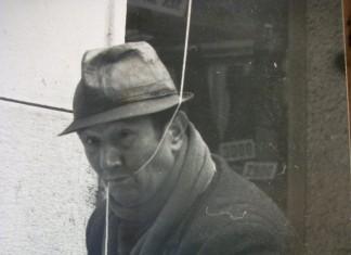 Venditore di palloncini alla Fiera di San Faustino - Brescia 1970