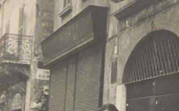 """""""A spasso con mamma"""" - Brescia Corso Mameli 1949"""