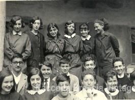 Scuola media Mompiani - Anno Scolastico 1964/65
