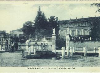 Verolanuova - Palazzo Ghisi Pellegrini - Anni 20