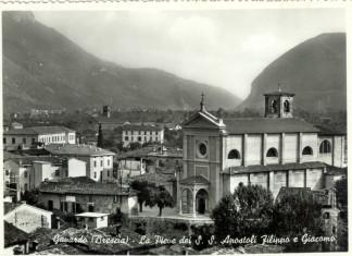 La Pieve dei SS Apostoli Filippo e Giacomo - Gavardo - Anni 50