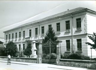Castelletto di Leno - Scuole elementari - anni 50-60