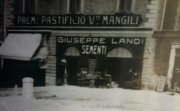Piazza del Mercato Brescia