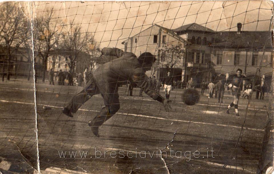Campo vecchio della Bettinzoli - metà anni 50