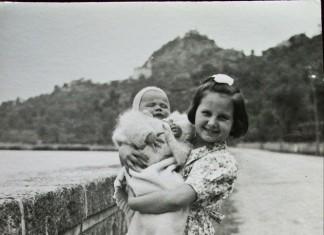 """""""Io e mia sorella"""" - Sulzano - Lago d' Iseo"""