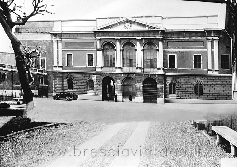 Ospedale via Moretto Piazzetta Einaudi - Brescia