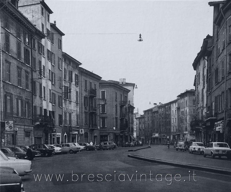 Via San Faustino - Brescia