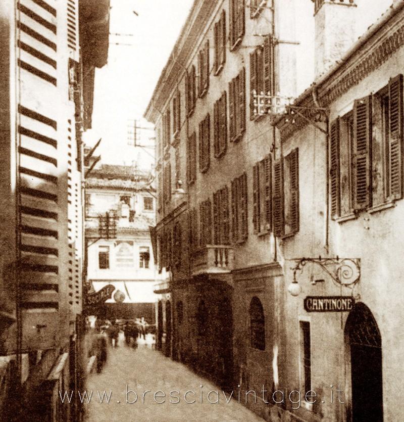 via F. Cavallotti - Brescia