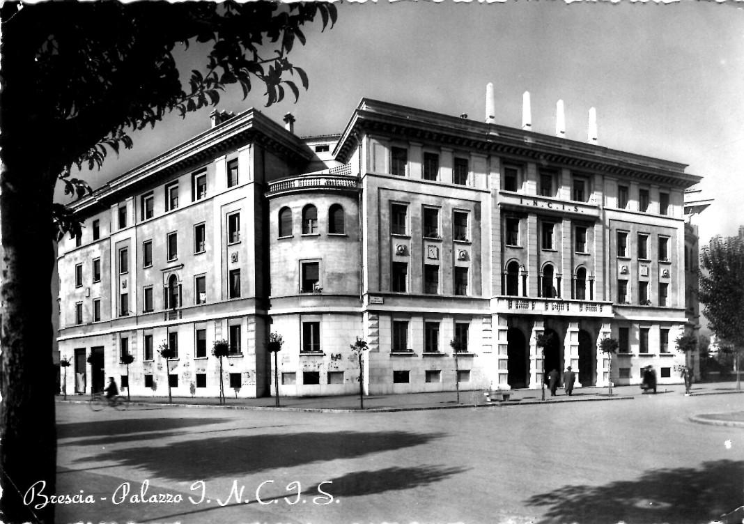 Brescia. Palazzo I.N.C.I.S