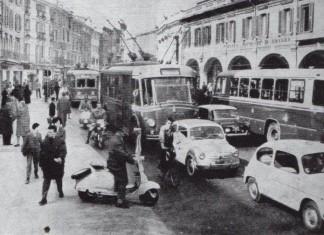 traffico in Corso Zanardelli