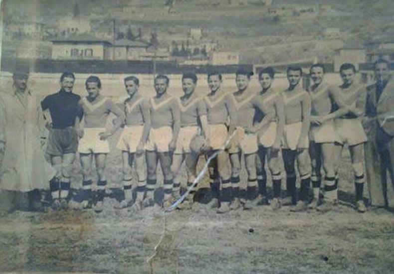 Brescia calcio anno 1945