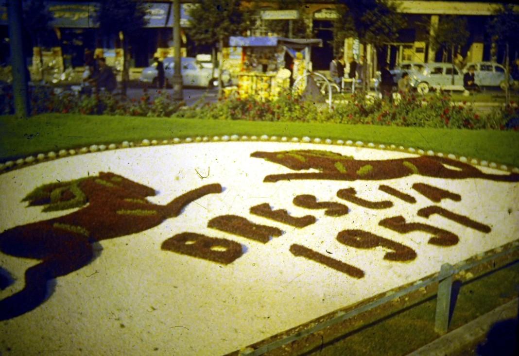 Piazzale della Stazione di Brescia