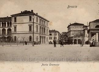 Porta Cremona Brescia