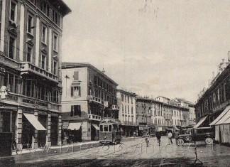 Corso Zanardelli Brescia