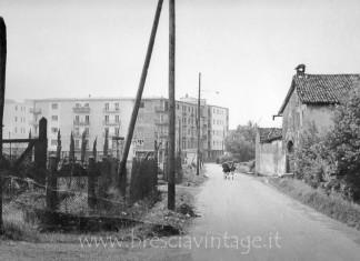 Lamarmora via Codignole 1961 Brescia