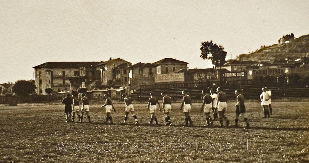 Lo stadium di viale piave negli anni 39 30 - Piscina brescia viale piave ...