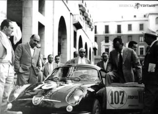 Trofeo Rex in Piazza della Vittoria Brescia