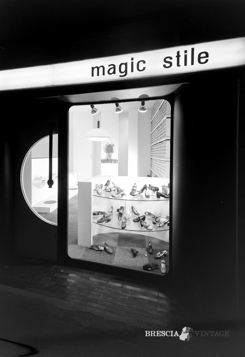 Magic stile corso palestro anni 39 60 for Case in stile arti e mestieri