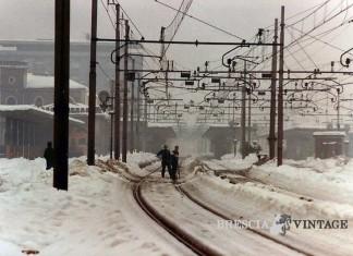 """""""Disagi in stazione"""" - Gennaio 1985"""