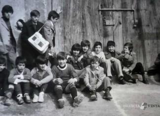 """""""Torneo di calcio"""" - Oratorio San Giovanni - 1974"""