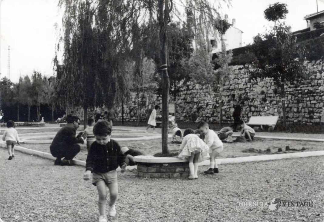Giardini di via Turati Brescia