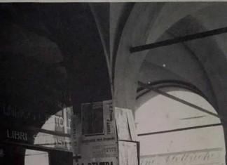 Edicola Corso Zanardelli angolo Via Mazzini