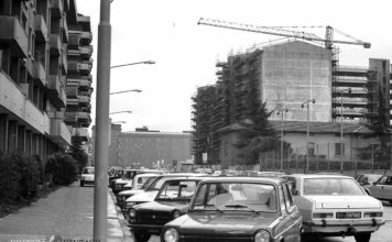 Via Cipro in costruzione, Brescia