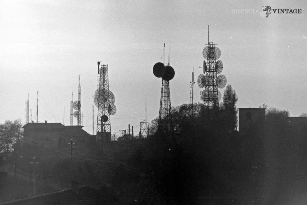 Antenne sulla Maddalena