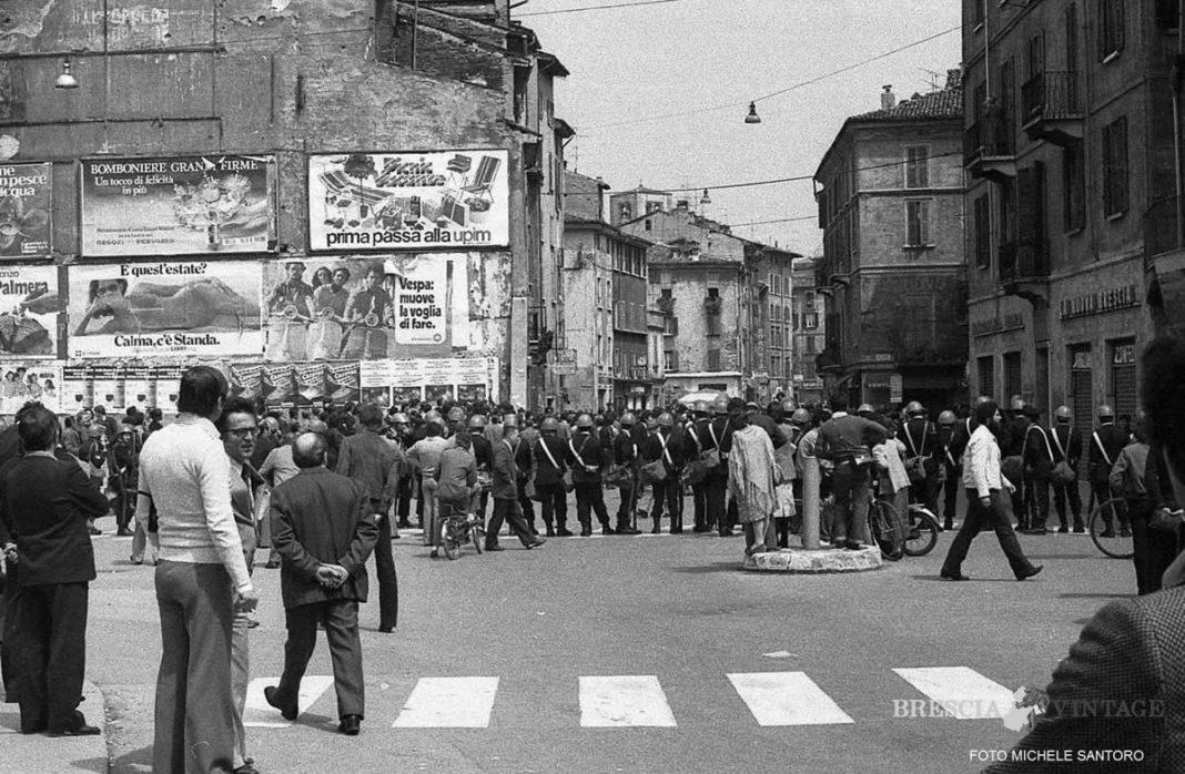Commemorazione della strage di Piazza Loggia