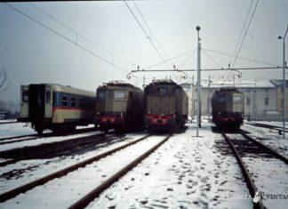 locomotori del 1986 a Brescia