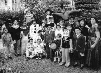 Carnevale-1957-nel-giardino-di-Casa-Bodini-Rapuzzi