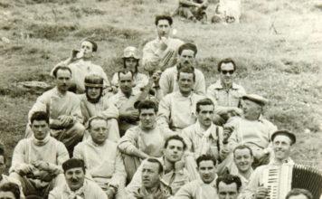 Raduno del Motor Club Collebeato - 1956