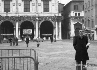 """""""Presidio in difesa del lavoro"""" - Piazza Loggia -1975"""