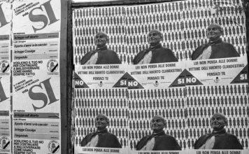 """""""Propaganda del Partito Radicale per i referendum"""" - 1981"""