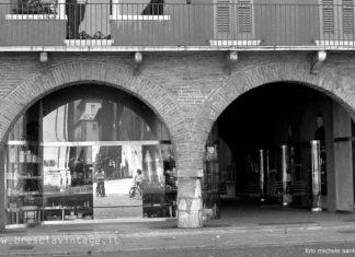 """""""Negozio Cronos"""" - piazza Duomo - 1979"""