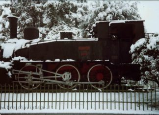 Locomotiva in Castello 1985