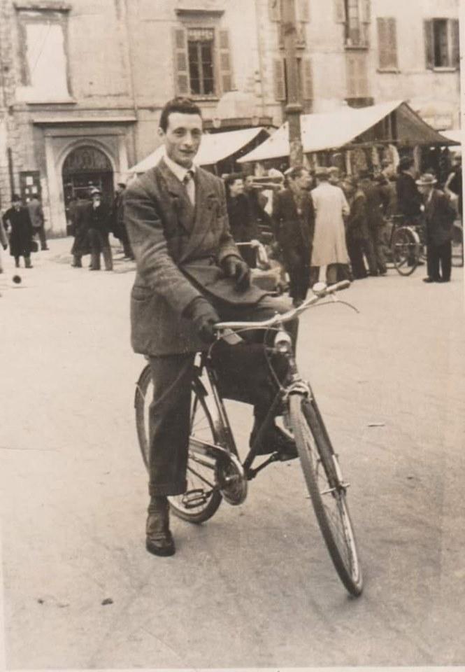 Mio nonno a Largo Formentone