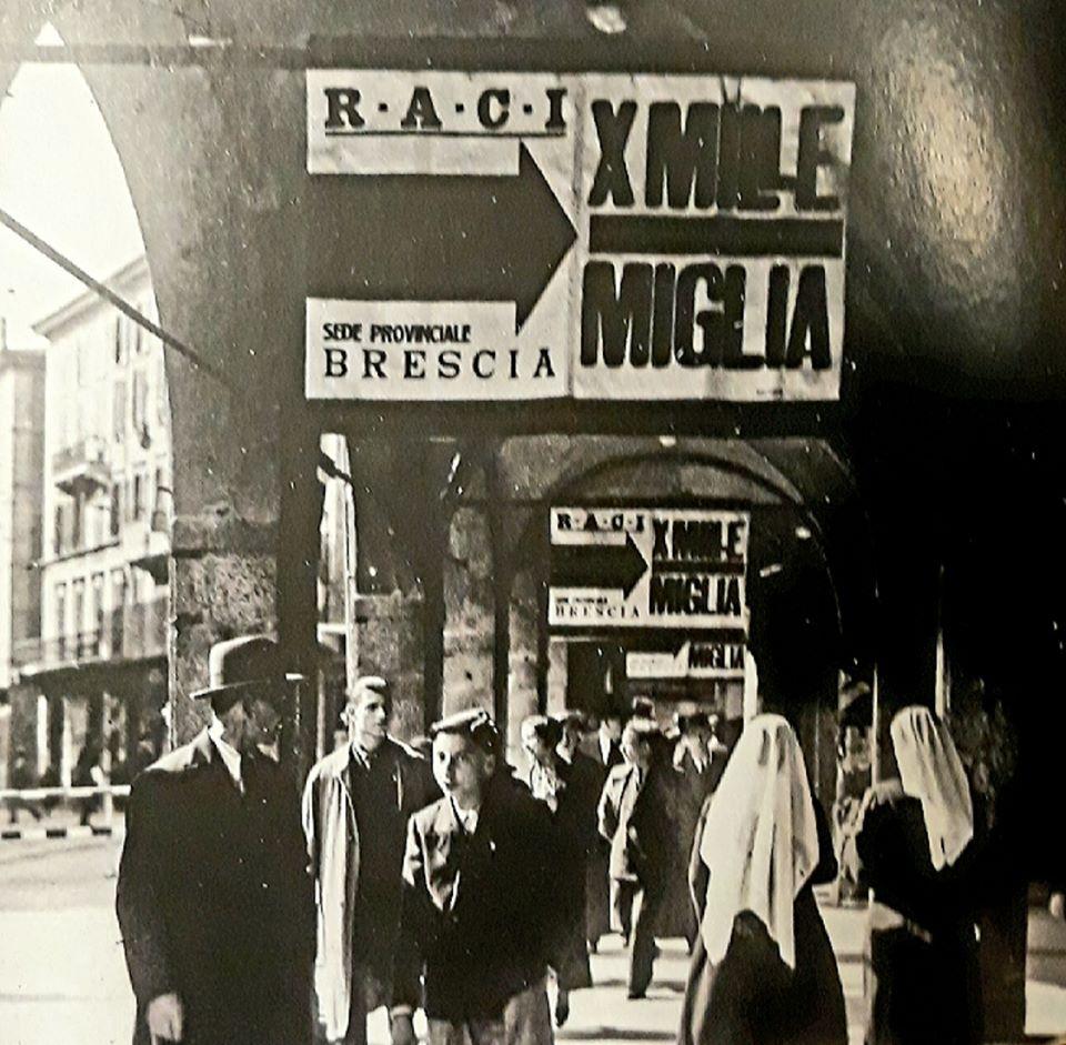 Corso Zanardelli negli anni 30