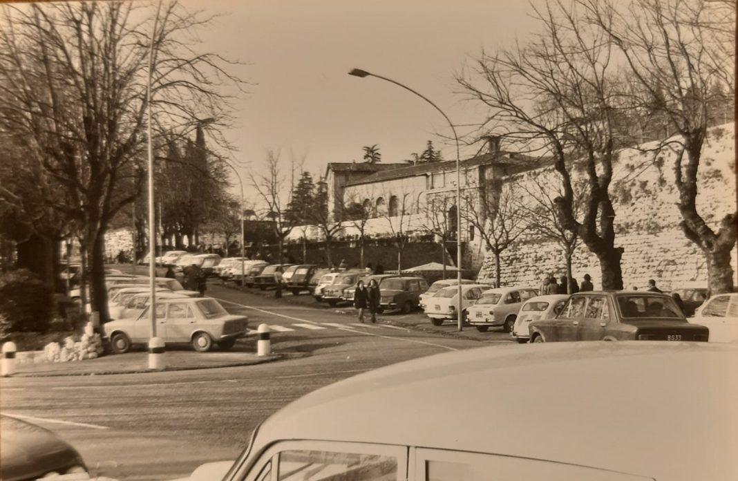 Parcheggio in Castello