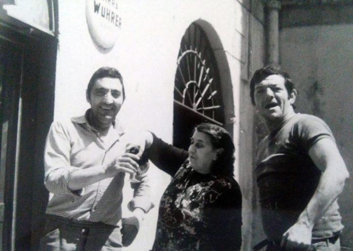 Carmine Brescia anni 70