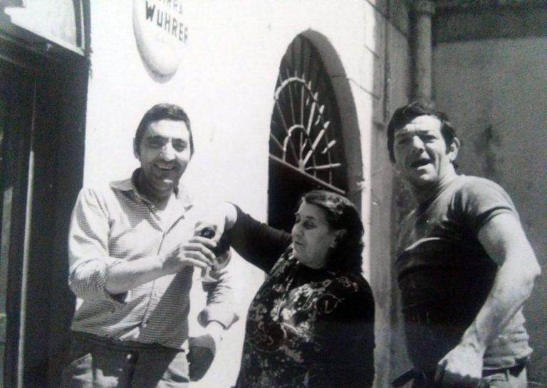 """""""La nonna dei gnari del Carmine"""" – anni 70"""