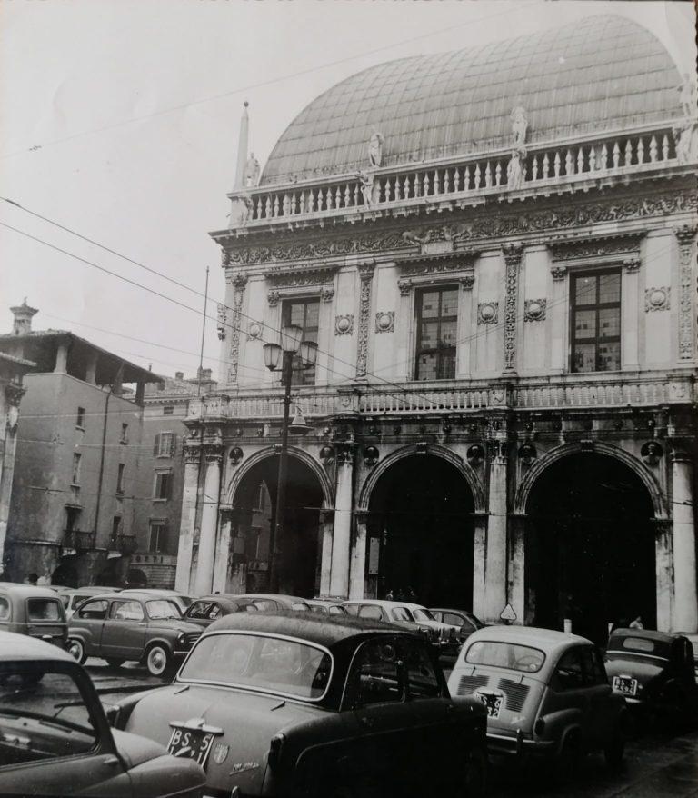 """""""Quando Piazza Loggia era un parcheggio"""" – anni 60"""
