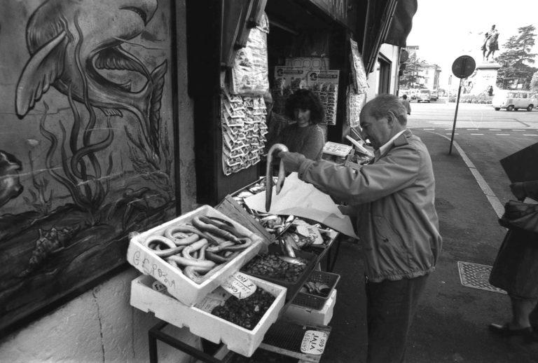 """""""Pescivendolo"""" – Corso Garibaldi – anni 80"""